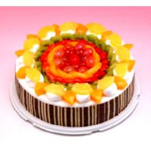 Send hocolate Mousse and Vanilla Cake by Kings To Dhaka Bangladesh