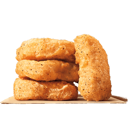 Burger King Chicken Nuggets 4 Pieces