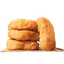 send burger king chicken nuggets 4 pieces to dhaka city