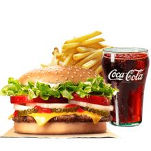 send burger king double whopper meal to dhaka city