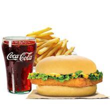 send burger king fish n crisp meal to dhaka city