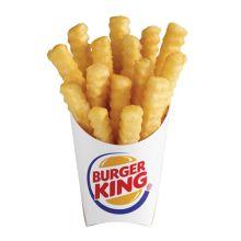 send burger king french fries medium size to dhaka city