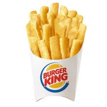 send burger king french fries to dhaka city