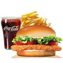 send burger king tendercrisp meal to dhaka city