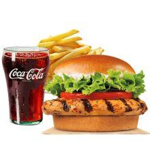 send burger king tendergrill meal to dhaka city