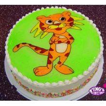 send piping jelly cake to dhaka