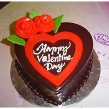 send special heart cake by kings to dhaka