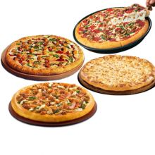 send pizza hut 4 personal pan pizzas in one box to dhaka