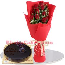 send mothers day cake and flower to dhaka