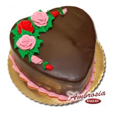 Swiss Heart Cake to dhaka,Swiss Heart Cake to bangladesh