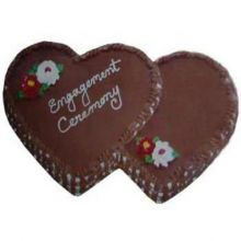 Swiss Heart Cake to dhaka,Swiss Double Heart Cake to bangladesh