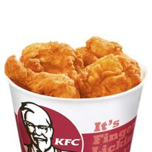 send kfc 4 pcs chicken to dhaka