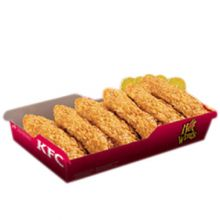 send kfc 6 pcs crispy chicken strips to dhaka
