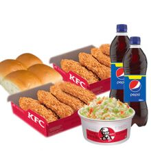 send kfc meal for 4 person to dhaka