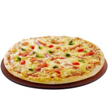 tropical chicken pizza family