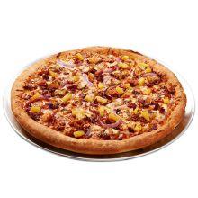 pizza inn bbq chicken classic pizza family