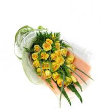 Send 12 Yellow Bouquet to Dhaka in Bangladesh