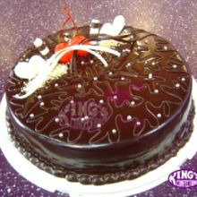 send 2.2 pounds american chocolate cake by kings to dhaka in bangladesh