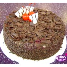 send 2.2 pounds chocolate lady cake by kings to dhaka in bangladesh
