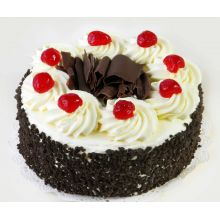 Send 2 Pounds Special Black Forest Round Cake From Shumi's Hot Cake to Dhaka in Bangladesh