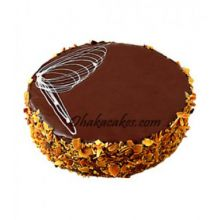 chocolate round cake by skylark send to dhaka