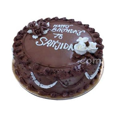 send dark chocolate cake by goldilocks