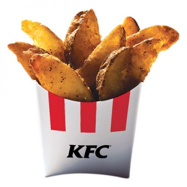 send kfc potato wedges to dhaka